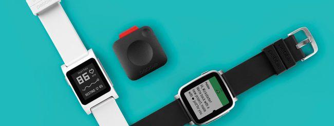 Pebble 2 e Pebble Time 2, smartwatch per il fitness