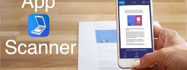 L'iPhone diventa Scanner: le 5 migliori app per acquisire documenti
