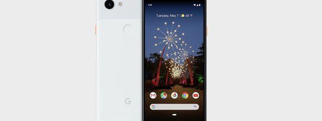 Google lancia Pixel 3a e Pixel 3a XL