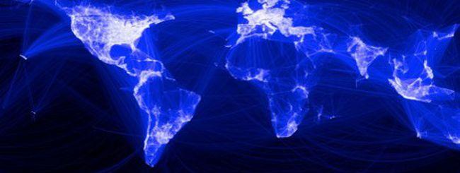 Facebook: quanti contatti ci separano da un altro utente?