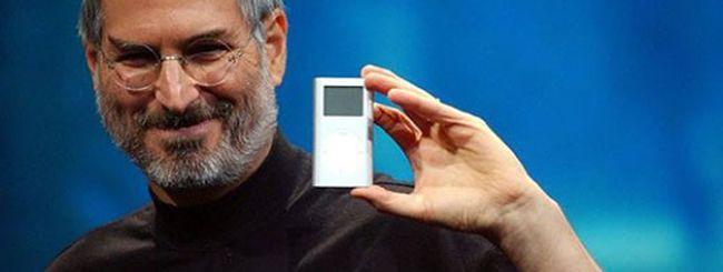 Steve Jobs maniaco dei brevetti? Colpa dell'iPod