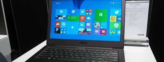 IFA 2014: ASUS Zenbook UX305, ultrabook estremo