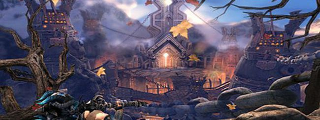Nuovo iPad, Epic annuncia Infinity Blade: Dungeons