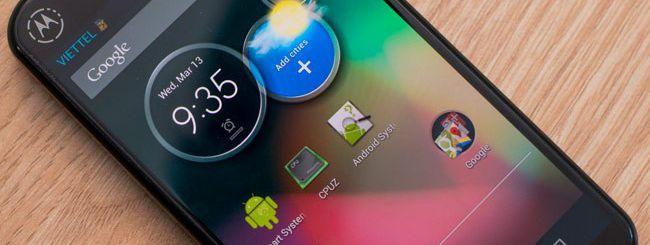 Moto X: personalizzazioni e immagini delle cover