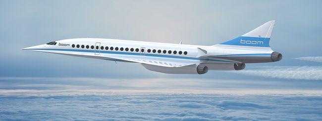 Baby Boom, l'aereo supersonico erede del Concorde