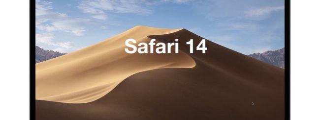 Safari 14 per Mojave: dovete reinstallare l'update