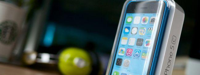 Apple rilascia un iPhone 5C più economico, da 8 GB