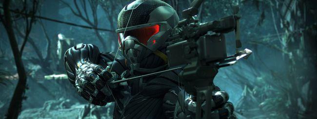 Crytek: è crisi nera, chiudono gli studi