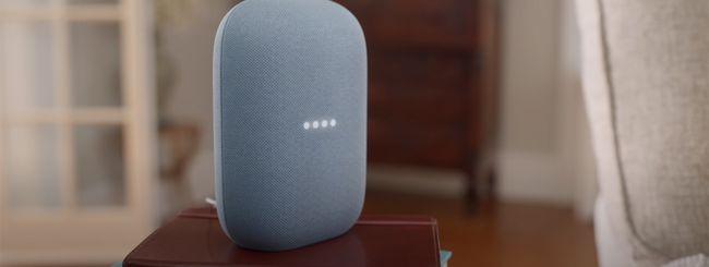 Google Nest Audio ufficiale: prezzo e dettagli