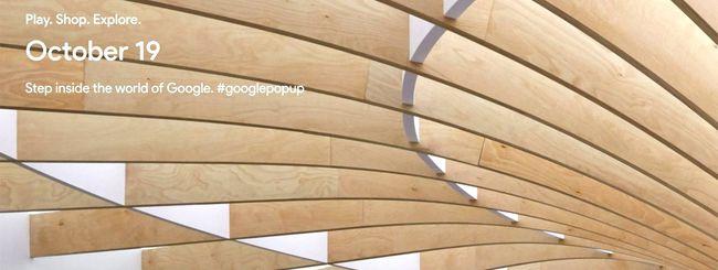 Google: pop-up store per mostrare le ultime novità