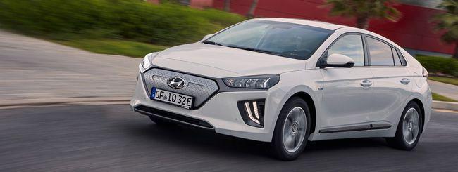 Hyundai, nuova Ioniq Electric con più autonomia