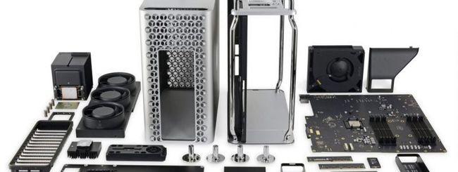 """Mac Pro, """"un capolavoro di riparabilità."""" Ma va?"""
