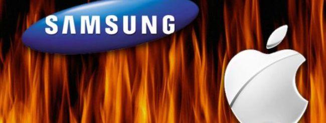 Samsung chiede i danni ad Apple in Olanda: violato il brevetto EP1188269
