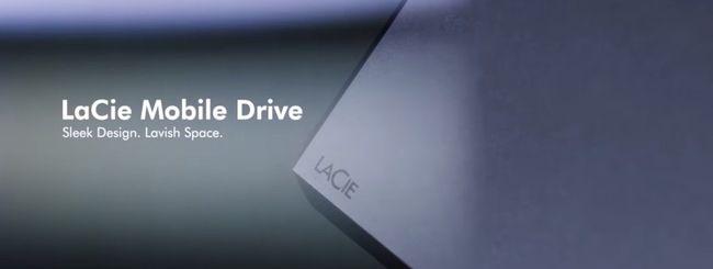 Seagate e LaCie rinnovano lo storage per il 2019
