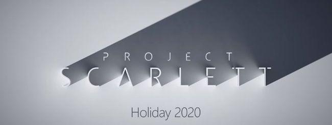 E3 2019, Xbox Scarlett ufficiale: tutti i dettagli