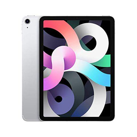 iPadAir (10,9″, Wi-Fi + Cellular, 64GB) – Argento (4ª generazione)