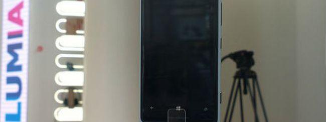 Nokia Lumia 920 e Lumia 820 avvistati in Finlandia