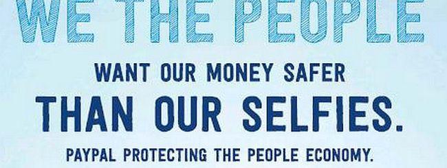 PayPal contro Apple Pay: i soldi devono essere più sicuri dei selfie