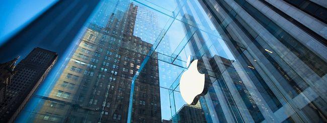 Apple: le azioni superano quota 300 dollari