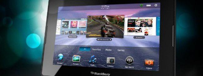 BlackBerry PlayBook: produzione interrotta e a 99 dollari?