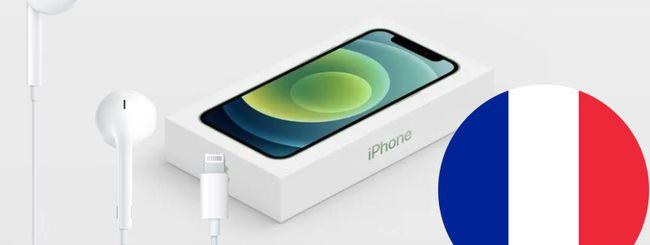 L'iPhone 12 francese include gli auricolari (e doppio imballo)