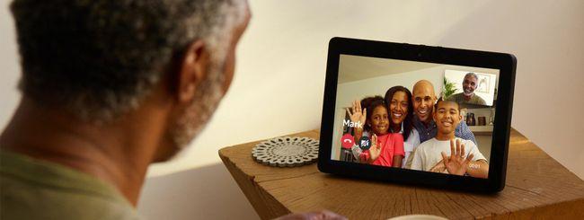 Alexa, Vevo e chiamate Skype in Italia