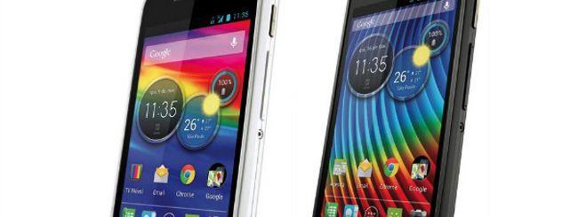 Motorola RAZR D1 e D3, i nuovi smartphone Android