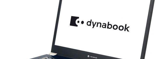 Dynabook presenta il Notebook A30-E