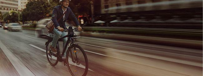 E-bike, arriva l'ABS targato Bosch