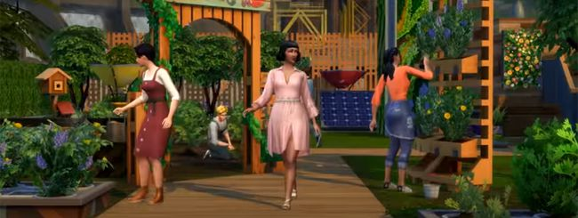 The Sims 4, annunciata l'espansione Eco Lifestyle