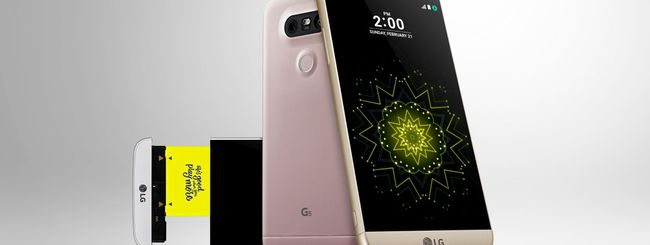 LG G5, Wind svela il prezzo ufficiale