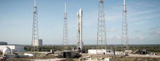 Falcon 9 di SpaceX