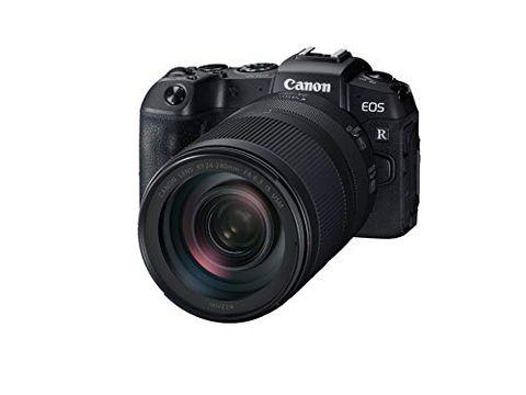 Canon EOS RP con adattatore EF-EOS R