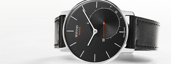 Withings Activité: orologio smart dal design unico