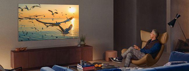 Samsung presenta i nuovi TV del 2021: Neo QLED 8K e 4K