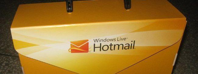 Hotmail, prevista una pioggia di novità