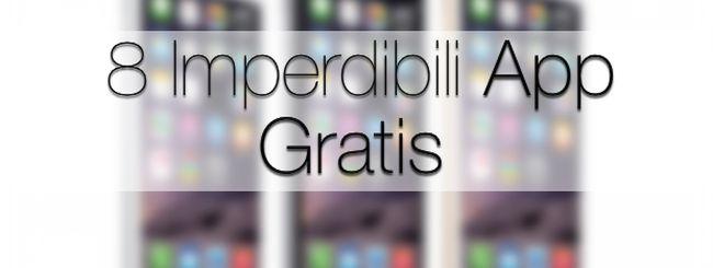 8 imperdibili App per iPhone e iPad in promozione gratuita