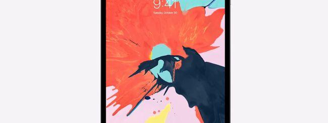 Apple svela i nuovi iPad Pro 2018 – VIDEO