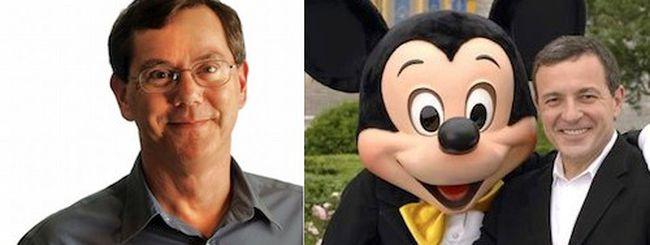 Arthur Levinson e Bob Iger: novità nel board Apple