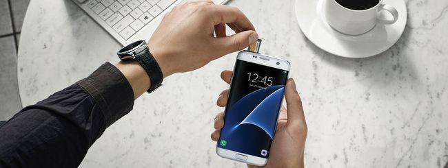 Samsung Galaxy S7 supervaluta l'usato