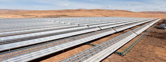 Solare Apple in Cina