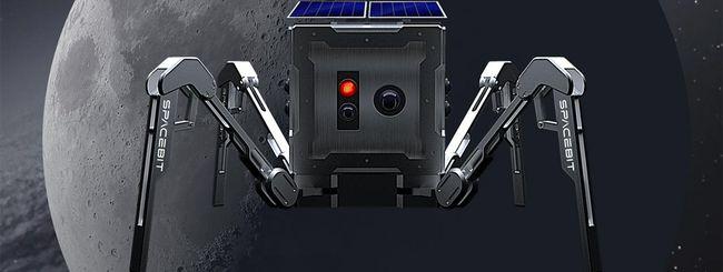 Luna: nel 2021 il rover UK avrà zampe, non ruote