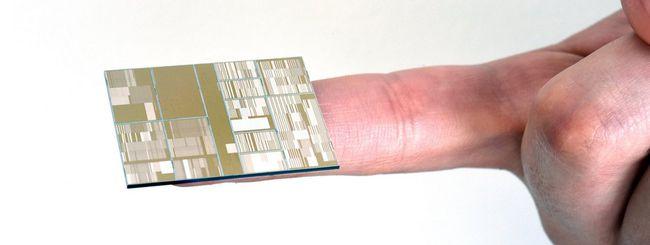IBM annuncia il primo chip a 7 nanometri