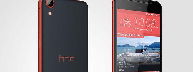HTC Desire 628, smartphone dual SIM da 5 pollici