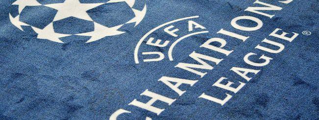 Champions League in diretta streaming su Facebook