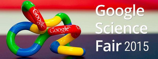 Google Science Fair: un italiano tra i finalisti