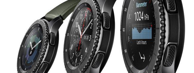 Nuovo smartwatch Samsung con Wear OS?
