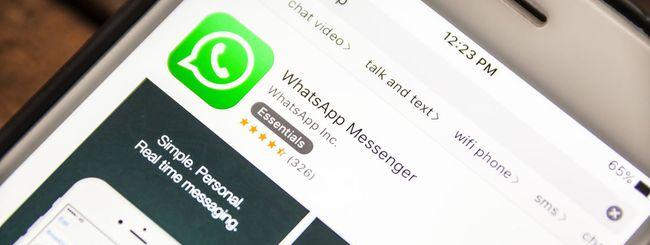 WhatsApp e Facebook, condivisione dei dati sospesa