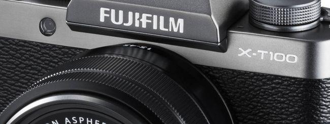 Nuovi firmware per le mirrorless di Fujifilm