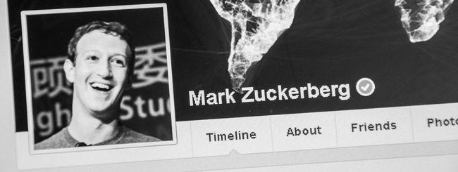 Mark Zuckerberg sarà di nuovo papà